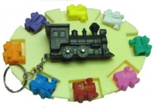 Afbeelding van het spel Domino Mexican Train uitbreidings-set