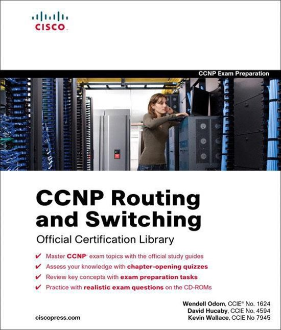 Bol Ccnp Routing And Switching Official Certification Library