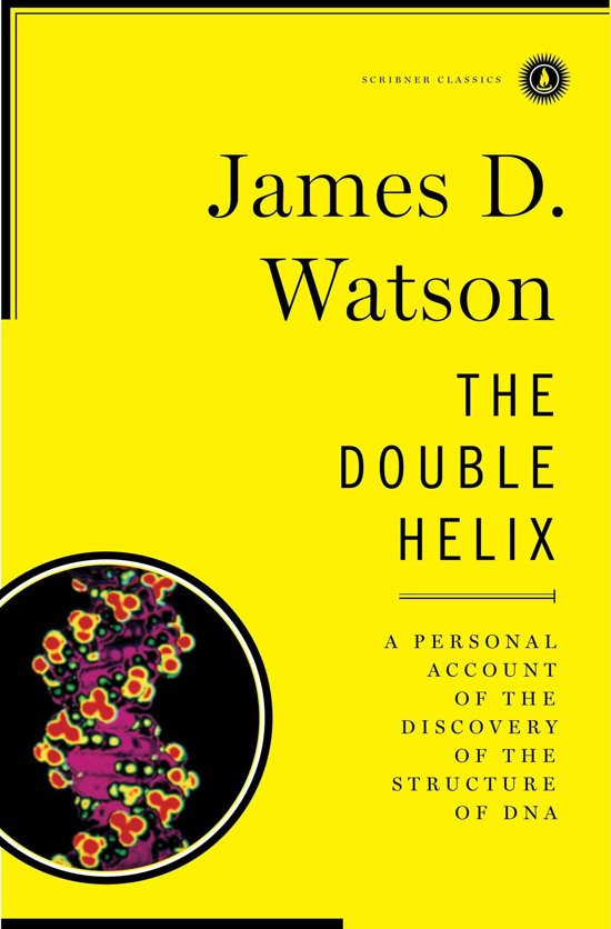 a review of james d watsons the double helix James watson was a pioneer molecular biologist who, along with two other scientists, was awarded the nobel prize for discovering the double helix structure of.