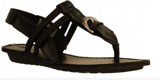 Dames sandalen | Timberland greenside thong | Zwart maat 37