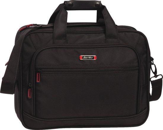 Bol.com bestway laptoptas office pro 11 5 liter zwart