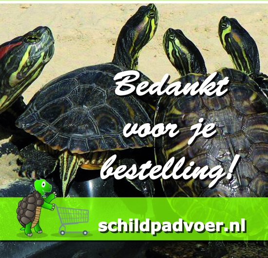 Land-schildpadden MIX 1 Liter / 1000 ml