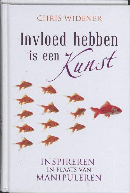 Cover van het boek 'Invloed hebben is een kunst'
