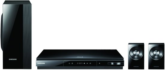 Samsung HT-D5000 - 2.1 Home cinema set