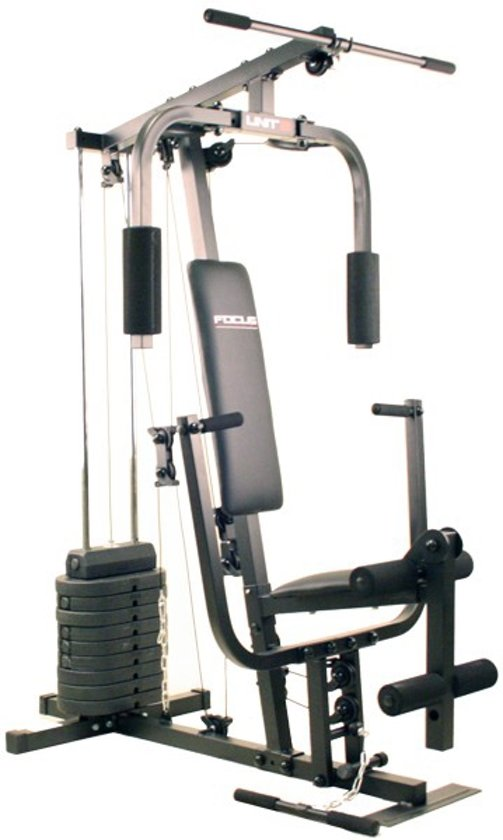bol com focus fitness home gym unit 2 krachtstationfocus fitness home gym unit 2 krachtstation