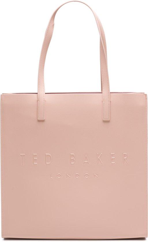 Ted Baker Seacon shopper L dusky pink