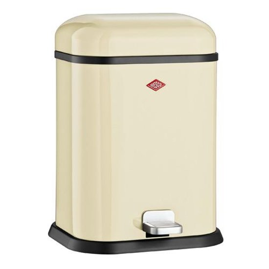 Wesco Single Boy Prullenbak - 13 l - Amandel