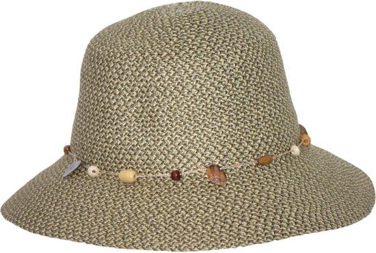 d0e5bd807bf444 bol.com | Rigon UV bucket Hoed Dames - Groen - Maat 58cm