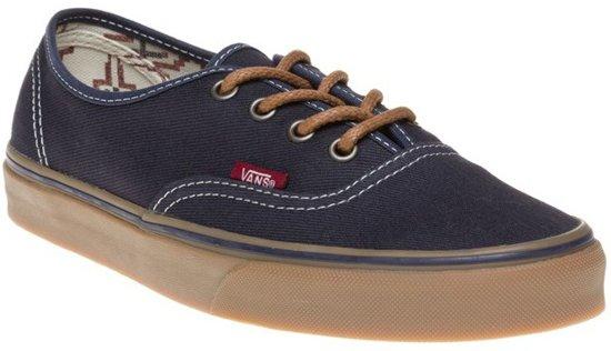 92bbffdd671 bol.com | Vans Sneakers Authentic Ombre Heren Blauw Maat 35