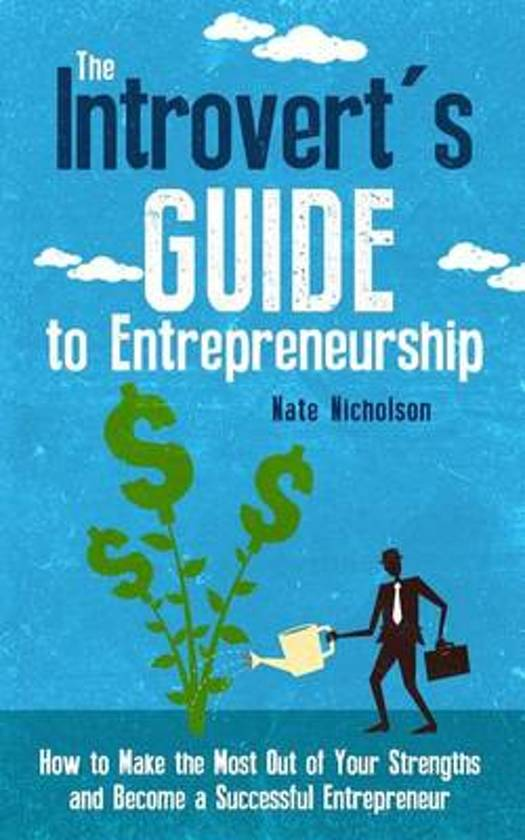The Introvert's Guide to Entrepreneurship