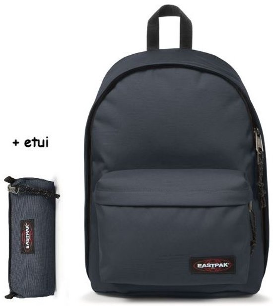 Eastpak - Out Of Office Rugzak + Etui - Midnight