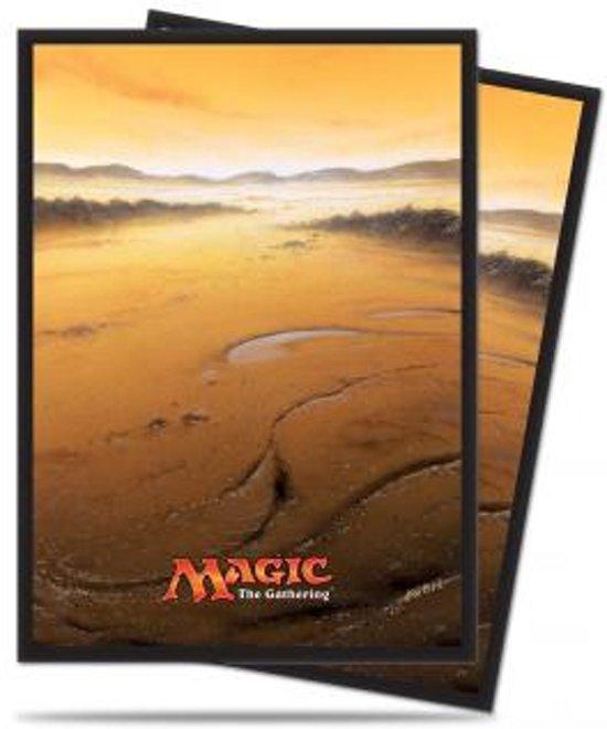 Afbeelding van het spel Standard Sleeves MTG: Mana 5 Plains 80