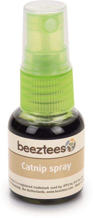 Beeztees Catnip in Spray - Kattenkruid - 30 ml