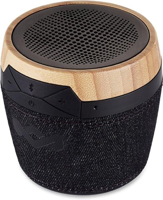 House of Marley Chant Mini Bluetooth speaker, zwart