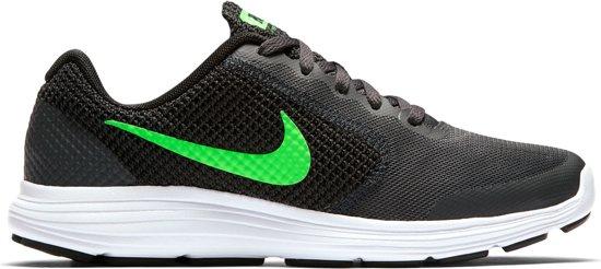 Nike Révolution 3 Chaussures De Sport (gs) - Taille 38,5 - Unisexe - Anthracite