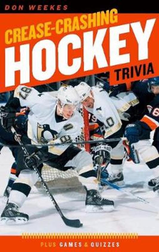 Crease-Crashing Hockey Trivia