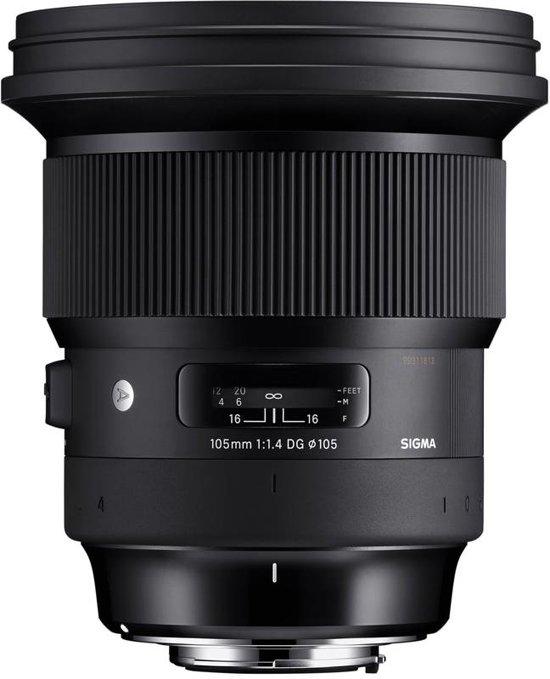 Sigma 105mm f/1.4 DG HSM Art Nikon