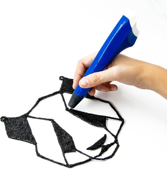 3D Pen XL Starterspakket |Wit| - 3Dandprint