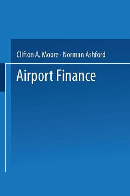 Airport Finance
