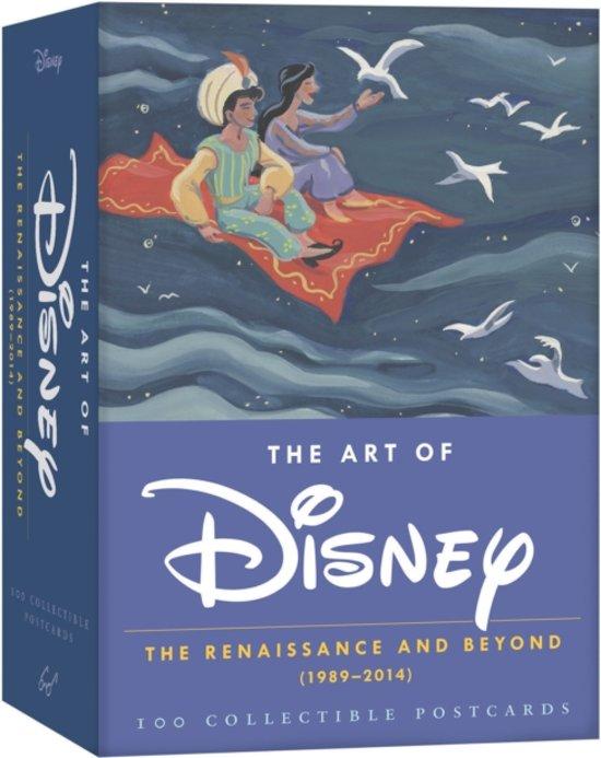 Art of disney : the renaissance and beyond (1989-2014)