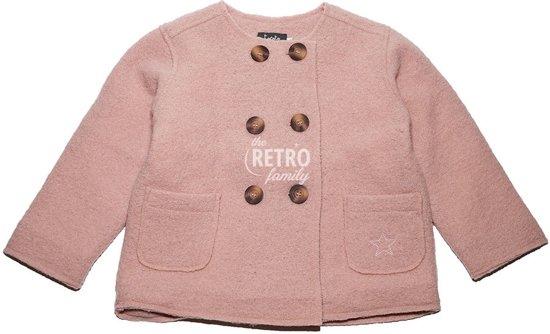 Tocoto Vintage Baby Meisjes Jas 1 Roze-18 - 24 m