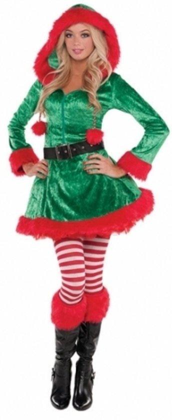 kerstkleren vrouw