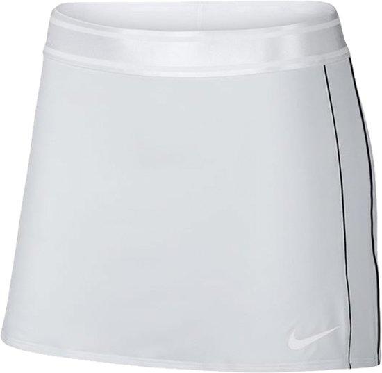 309feb20c40 bol.com | Nike Court Dry Skirt Str Sportrok Dames - Wit - Maat 38