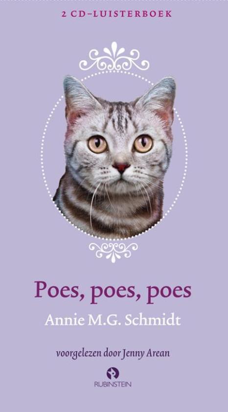 Poes, poes, poes (luisterboek)