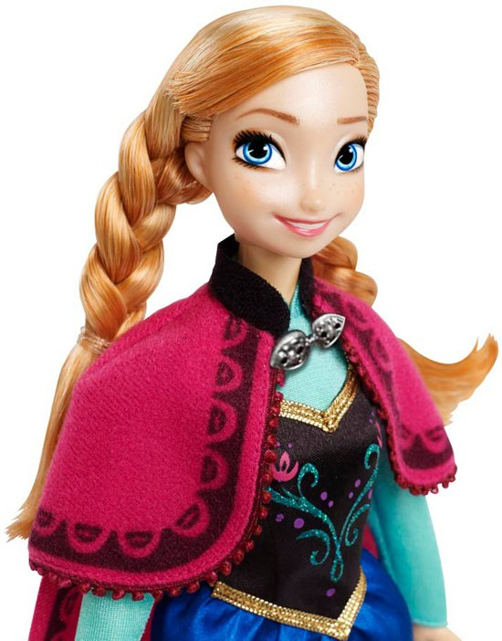 Disney Princess Frozen Anna en Elsa - Cadeauset