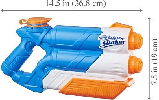 NERF Super Soaker Twin Tide - Waterpistool