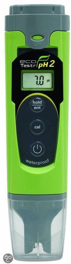 Eutech Zaaibenodigdheden Eutech ECOTester pH2 WaterProof