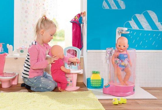 BABY born® Interactieve wastafel - inclusief accessoires