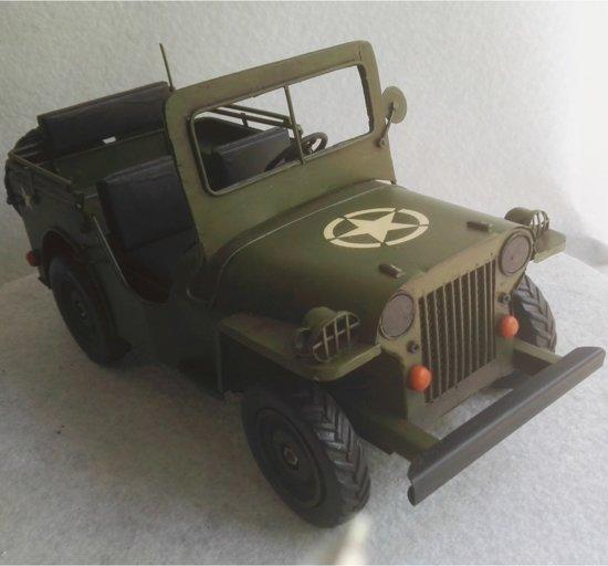 Model - auto - leger - jeep