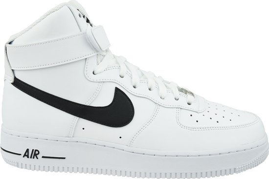 Nike Air Force 1 High '07 AN20 CK4369 100, Mannen, Wit, Sneakers maat: 48.5 EU