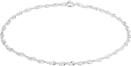 The Jewelry Collection Enkelbandje Singapore - Zilver