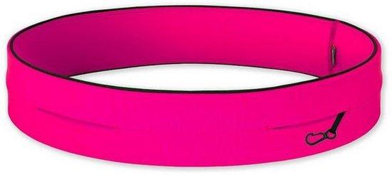 Running belt - Hardloop belt - Hardloop riem - Roze - M
