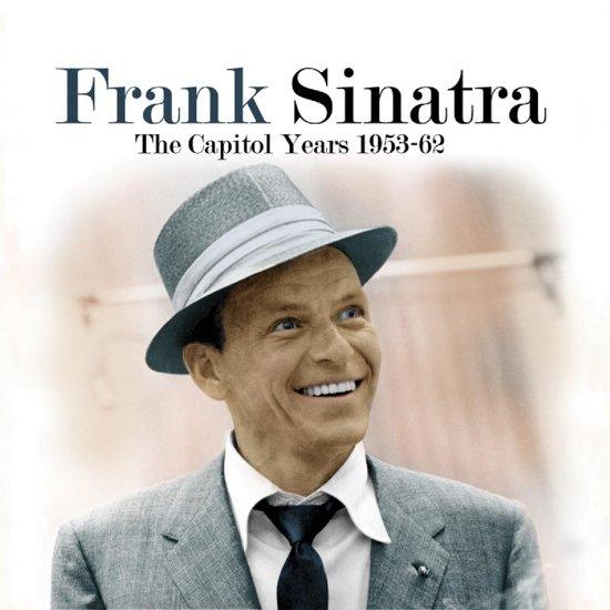 CD cover van The Capitol Years (1953-1962) - 12C van Frank Sinatra