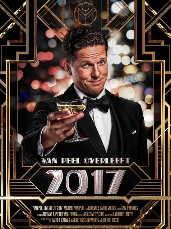 Van Peel Overleeft 2017 (gesigneerd)