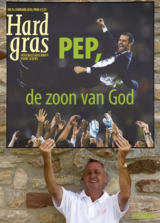Cover van het boek 'Hard Gras 70' van Henk Spaan en Matthijs van Nieuwkerk