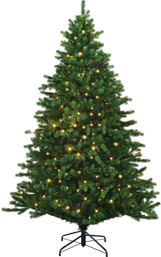 bol.com | Black box kunstkerstboom led hamilton tree maat in cm: 215 ...