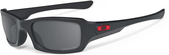 1a434e66c80b6a Oakley Ducati Fives Squared - Zonnebril - Matte Black   Black Iridium