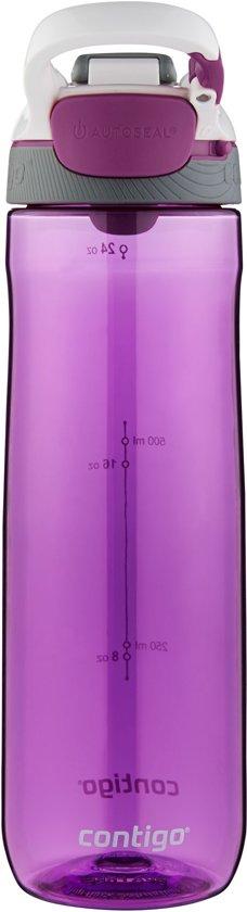 Contigo Cortland Waterfles – AUTOSEAL - 720ml - Radiant Orchid