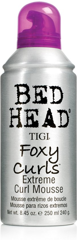 Tigi - Bed Head - Foxy Curls - Extreme Curl Mousse - 250 ml