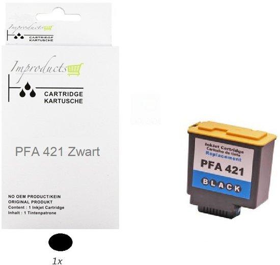 Improducts® Inkt cartridge - Alternatief voor Philips PFA-421 zwart