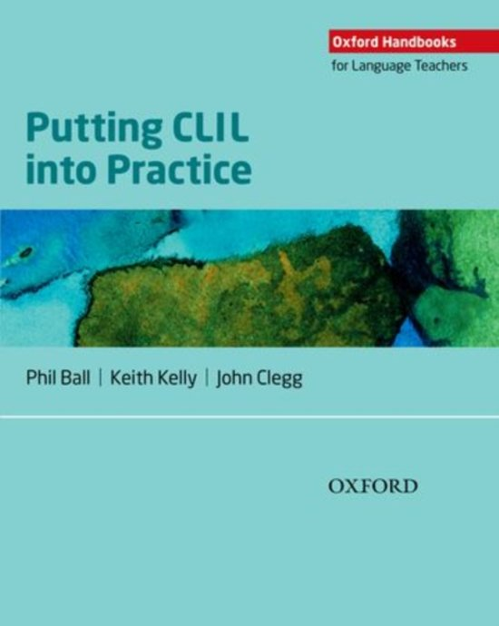 Boek cover Putting CLIL into Practice van Phil Ball (Paperback)