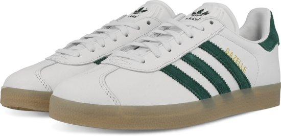 Blanc Adidas Chaussures Pour Les Hommes Gazelle G2xsq