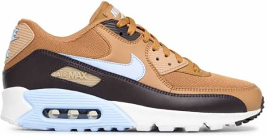 outlet store f99f7 c1104 bol.com | Nike Air Max 90 Essential Sneakers Heren - bruin/blauw