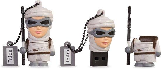 Afbeelding van Tribe Star Wars - Rey - USB-stick - 16 GB