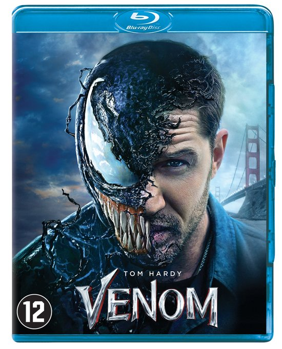 DVD cover van Venom (Blu-ray)