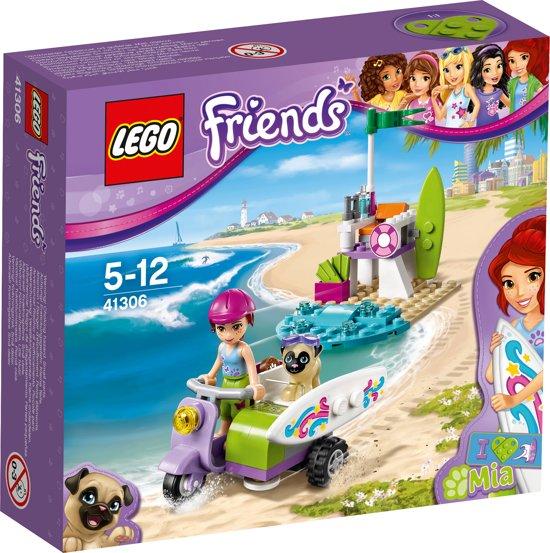 LEGO Friends Mia's Strandscooter - 41306